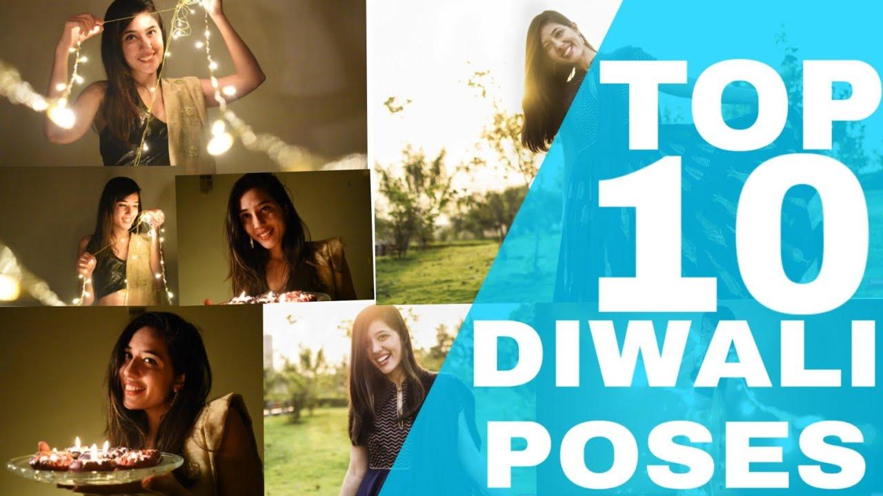 Top 10 Diwali Photoshoot Poses Shoot Like A Pro