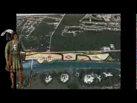 Matanzas from Florida Maps: Then & Now