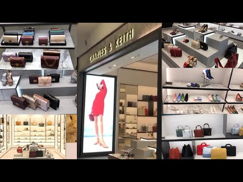 First Charles & Keith Store In Kolkata | Charles & Keith Collection 2019 |