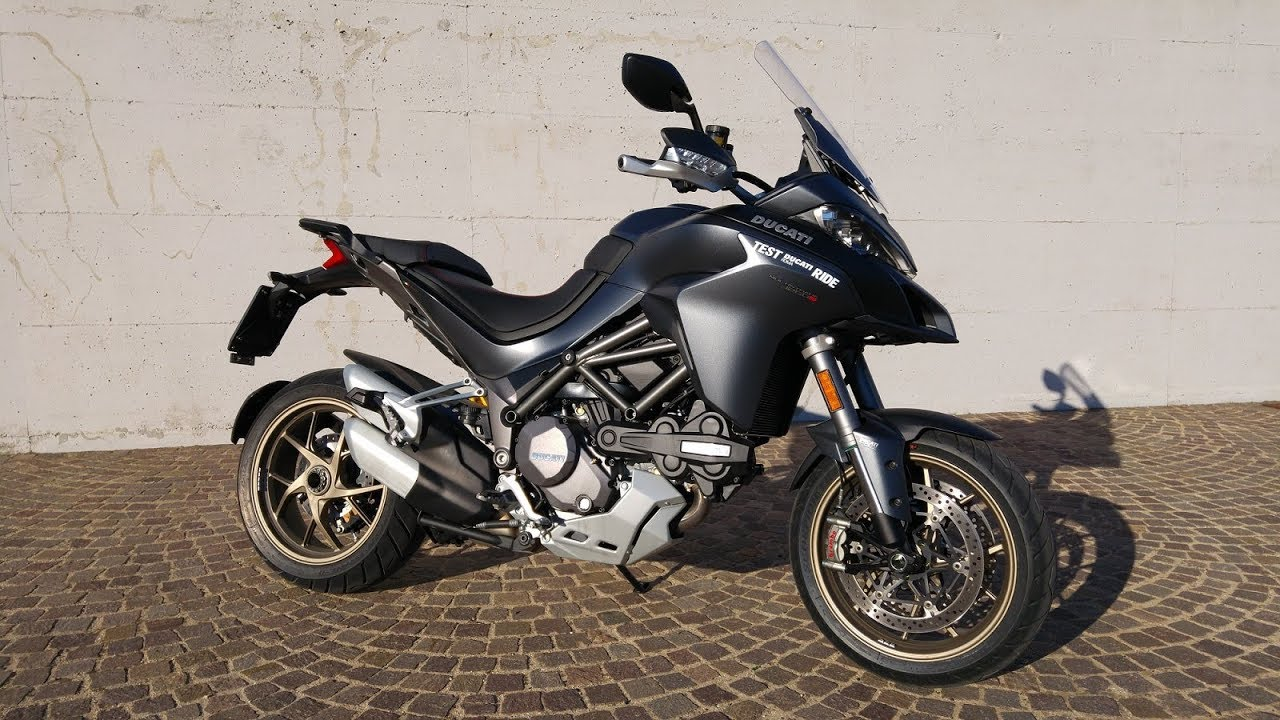 ducati multistrada 1260 s start up and sound youtube. Black Bedroom Furniture Sets. Home Design Ideas
