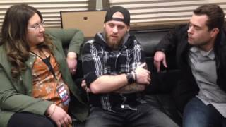 Who cleans Brantley Gilbert's tour bus? Does Brantley make a good wing man? And more in Glens Falls