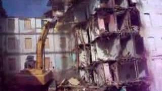 Demolition Metropolitan Hotel Asbury Park NJ 2008