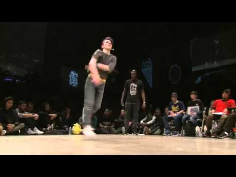 BGIRL  Kami (FRANCE) vs Bo (HOLLAND) - HIPOPSESSION 2016