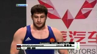 2011 IWF World Championships Men 105 Kg Cl&Jerk