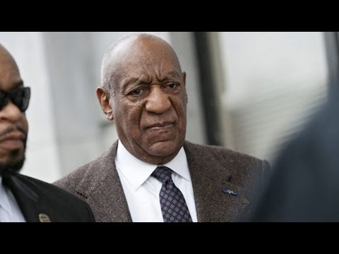 Bill Cosby's Going To Trial