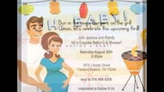 coed baby shower invitations | Ravi Chandra