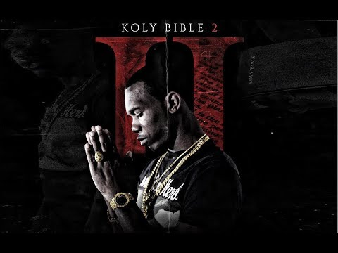 Koly P - Locked Up ft. Gank Gaank (Koly Bible 2)