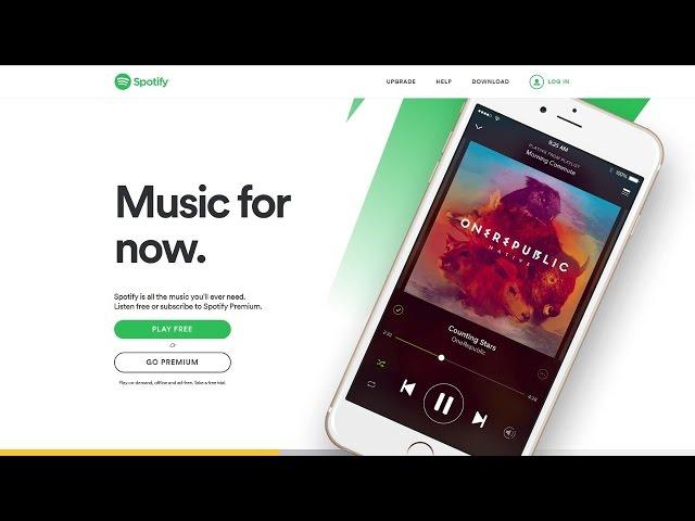 Endre Spotify Premium-abonnement til Spotify Free