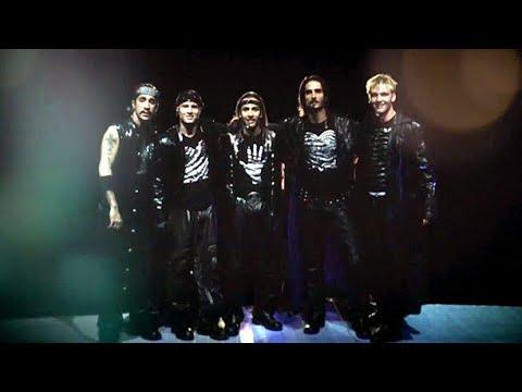 Backstreet Boys - Black & Blue Tour (HD)