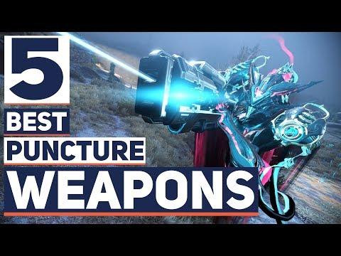 Warframe: 5 Best Endgame Puncture Weapons
