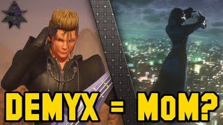 DEMYX is the MASTER OF MASTERS?!! (Theory) - Kingdom Hearts 3