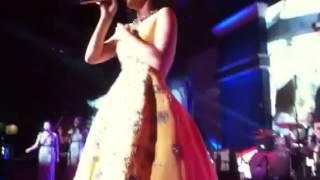 Katy Perry - Firework at Inaugural Ball