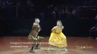 RTSF 2019 – Grzegorz Cherubinski & Agnieszka Cherubinska – Little Richard's Tribute