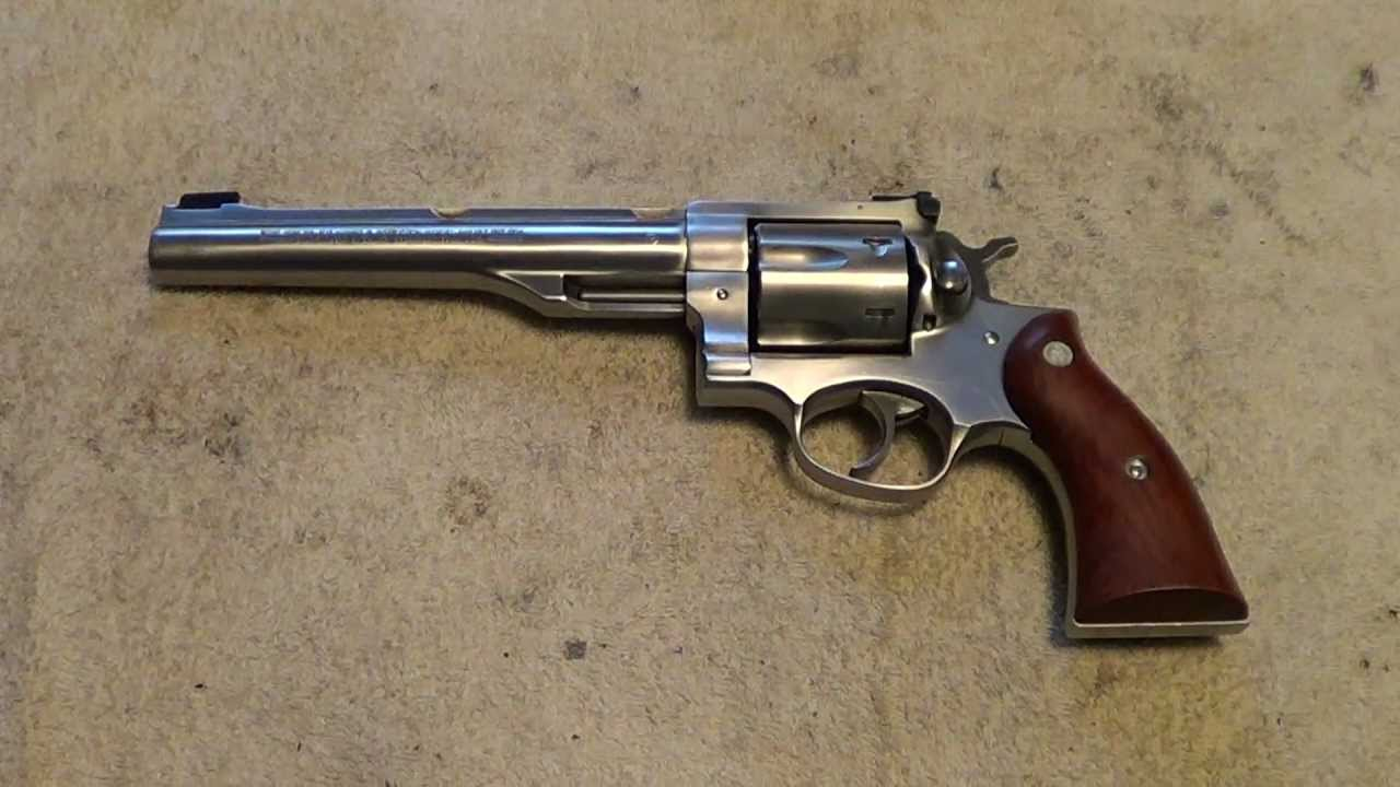 Ruger Redhawk Stainless in 41 Magnum