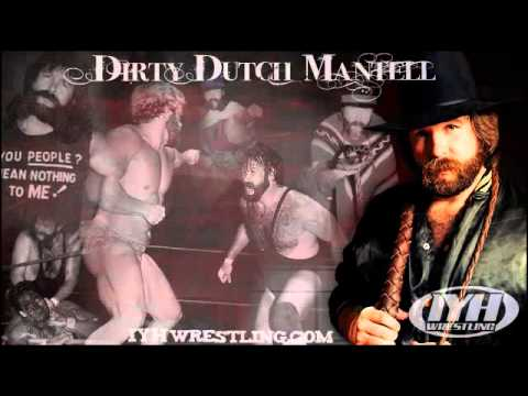 Dirty Dutch Mantell IYH Wrestling Shoot Interview