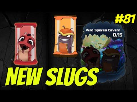 Slugterra Slug it out !   NEW SLUGS ANNOUNCEMENT + Wild Spores Cavern