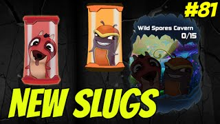 Slugterra Slug it out ! | NEW SLUGS ANNOUNCEMENT + Wild Spores Cavern