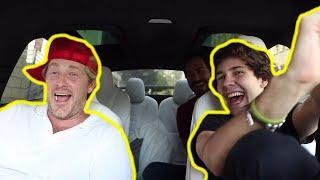 Jason Nash Best Moments in David Dobrik's Vlogs #6