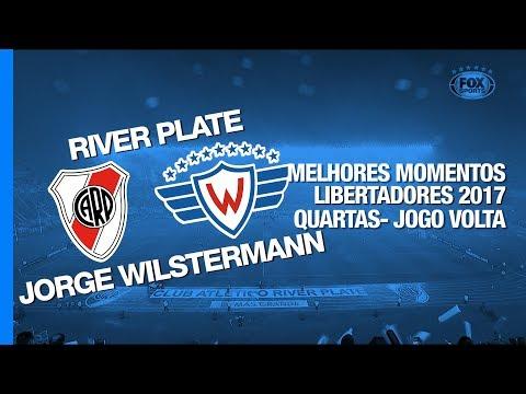 Melhores Momentos - River Plate-ARG 8 x 0 Jorge Wilstermann-BOL - Libertadores - 21/09/2017