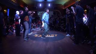 The Legits Blast Winter Edition | Rep Your Crew Final | Red Bull Bc One Allstars vs Smack Front
