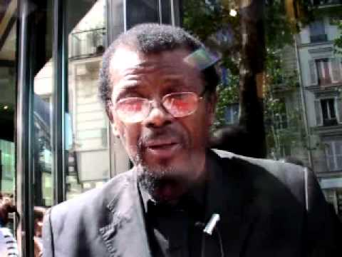 Paris/Politique : Ekindi Jean-Jacques à coeur ouvert