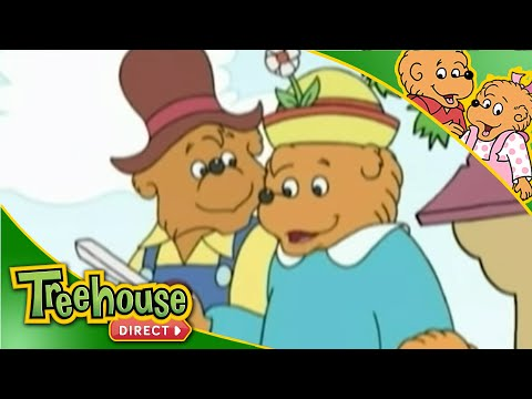 The Berenstain Bears | Parents Day Compilation! | Funny Cartoons For Children By Treehouse Direct