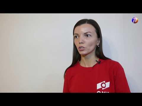 """Выкса ТВ: волонтеры ВМЗ делают """"Доброе дело"""""""