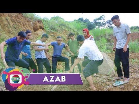 AZAB - Jenazah Penipu TKW Diterjang Angin Puting Beliung dan Sulit Dimakamkan