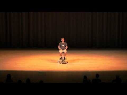 John Carmack at the University of Texas at Dallas