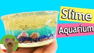 Mini akwarium z niebieskiego gluta   urocza dekoracja pokoju