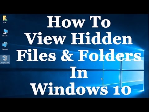 How to Show Hidden files on Mac OS from YouTube · Duration:  50 seconds