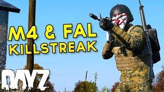 M4 & FAL Killstreak - DayZ Standalone