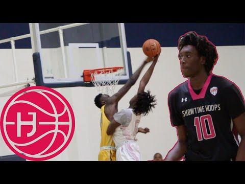 Nassir Little is the MOST Explosive Player c/o 2018 #NOIS