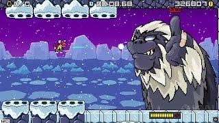 JumpJet Rex - Yeti Boss Fight