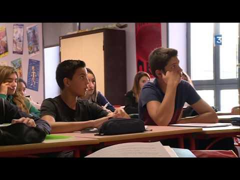 De plus en plus d'élèves séduits par l'occitan en Dordogne