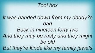 Watch Aaron Tippin Country Boys Tool Box video