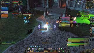 [WoW] 2900 MMR OWL PLAY - Balance Druid 3v3 - Battle for Azeroth PVP