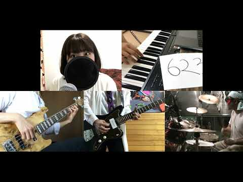 [HD]High Score Girl ED [Houkago Distraction] Band Cover