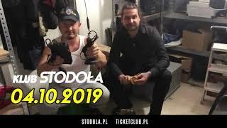 Bracia Figo Fagot zapraszają na koncert w Stodole! 4 października 2019
