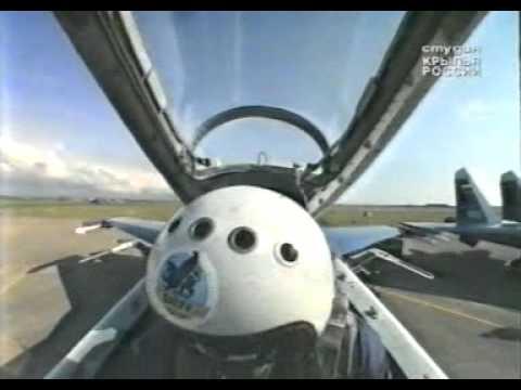 Su - 27 Fighter [Russian]