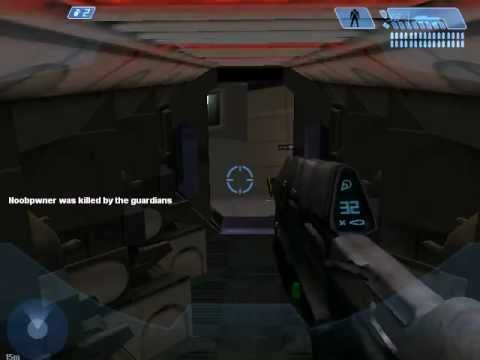 Halo custom edition mods halo 3 odst youtube for Portent halo ce