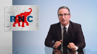 RNC 2020 & Kenosha: Last Week Tonight with John Oliver (HBO)