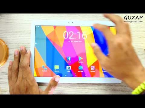 รีวิว : Tablet 10 นิ้วราคาไม่ถึง 7,000 คุ้มมากๆ || Cube T10