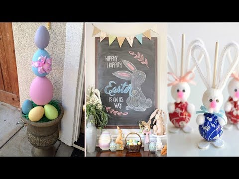 45 Adorable DIY Easter Decorations to Add to Your Home This Spring