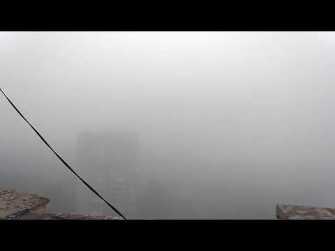 Туман в Запорожье