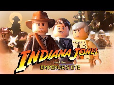 Indiana Jones and the Emperor's Eye (2016)
