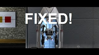 Fantastic Four game Intro 02 level bug FIX