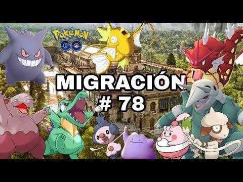 ¡LOS MEJORES NIDOS DE CDMX Y SUS ALREDEDORES! NIDO MAGIKARP SHINY! POKÉMON GO!! thumbnail