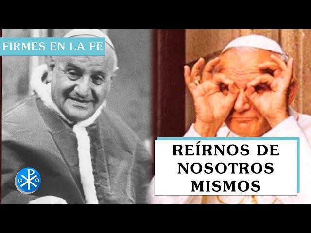 Reírnos de nosotros mismos | Firmes en la fe - P Gabriel Zapata