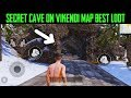 SECRET CAVES On Vikendi SNOW Map PUBG Mobile - BEST LOOT PLACE On Vikendi !!!